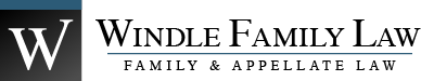 Windle Family Law Logo