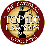 The National Advocates Top 100 Lawyers